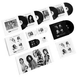 Led Zeppelin : Complete BBC Sessions (Deluxe Edition) 3CD+5LP