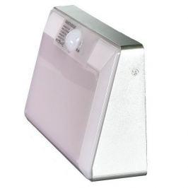 IMMAX venkovní solární LED osvětlení s čidlem/ 2,2W/ 6000K/ 760lm/ IP65/ stříbrn