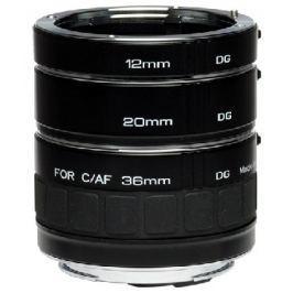 Kenko sada mezikroužků EXTENSION TUBE DG pro Canon