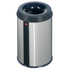Hailo Odpadkový koš ProfiLine safe 15, Černá