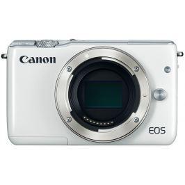 Canon Digitální fotoaparát  EOS M10 tělo, bílý