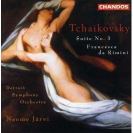 CD Tchaikovsky - Jarvi: Suita 3