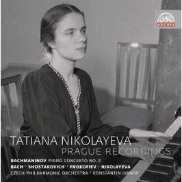 CD Tatiana Nikolajeva : Pražské nahrávky 1951-1954  2