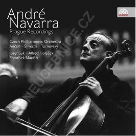 CD André Navarra : Prague Recordings - 5