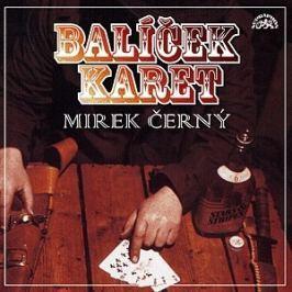 CD Mirek Černý : Balíček karet