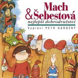 CD Mach a Šebestová - Nejlepší dobrodružství