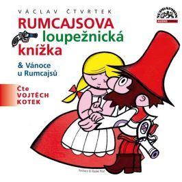 CD Rumcajsova loupežnická knížka & Vánoce u Rumcajsů (Václav Čtvrtek)