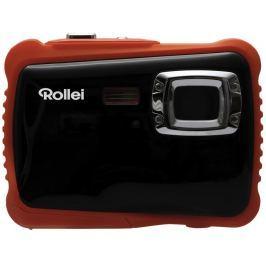 """Rollei Sportsline 65/ 5 MPix/ 2"""" LCD/ Voděodolný do 3m/ HD/ Brašna zdarma/ Černo"""