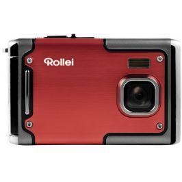 """Rollei Sportsline 85/ 8 MPix/ 2,4"""" LCD/ Voděodolný do 3m/ FULL HD/ Červený"""