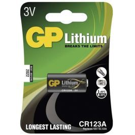 GP Batteries GP CR123A