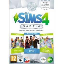 Electronic Arts THE SIMS 4 - Bundle pack 4 (Upíři, Dětský pokoj, Zahrada za domem)