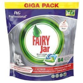 JAR Tablety do myčky All-in-1 Platinum, 84 ks,