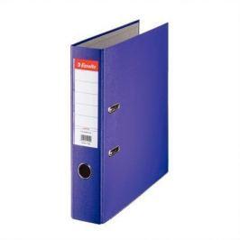 ESSELTE Pákový pořadač Economy, ochranné spodní kování, fialová, 75 mm, A4, PP/karton,