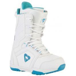 Gravity Dámské snowboardové boty  Aura 15/16 Výprodej!, 37, Bílá