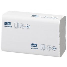TORK Papírové ručníky Xpress(R) Universal Multifold, bílá, skládané, 2vrstvé, H2 syst