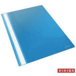 ESSELTE Desky s rychlovazačem Standard, modrá, A4, PP,