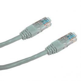Datacom Patch kabel UTP CAT5E 30m šedý