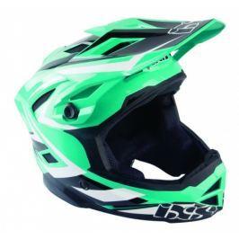 IXS L - METIS helma zelená černá