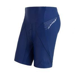 Sensor Dámské kalhoty  CYKLO RACE krátké, L, Modrá