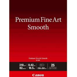 Canon fotopapír Premium FineArt Smooth A2 25 sheets