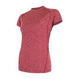 Sensor Řadu funkčního prádla  Motion dámské triko kr.rukáv, L, Růžová