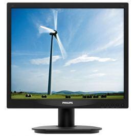 Philips LCD 17S4LSB/00 17'' LED, 5ms,DC20mil.:1, DVI, 1280x1024, č