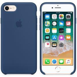 Apple Kryt na mobil  Silicone Case pro iPhone 8/7 - kobaltově modrý