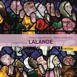 CD Michel-Richard De Lalande : Grands Motets