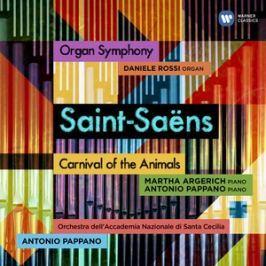 CD Saint-Saëns : Organ Symphony and Carnival of the Animals