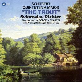Schubert- Richter - Trout Quintet LP