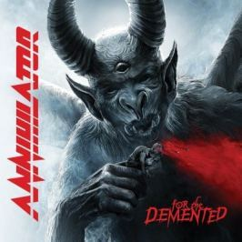 CD Annihilator : For the Demented