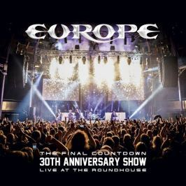 DVD Europe : Final Countdown 30th Anniversary Show (Live At The Roundhouse) CD+