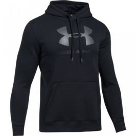 Under Armour Pánská mikina  Rival Fitted Graphic Black, M