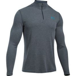 Under Armour Pánské tričko  Threadborne Fitted 1/4 Zip Gray, M