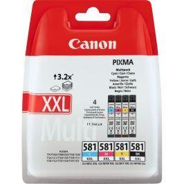 Canon cartridge INK CLI-581XXL C/M/Y/BK MULTI BL
