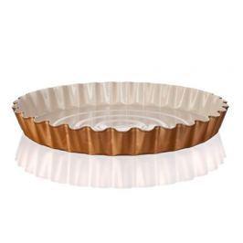 BANQUET Forma vlnitá na koláč s keramickým povrchem GOURMET CERAMIA 28,5 x 3,5 c