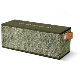 Fresh 'n Rebel FRESH ´N REBEL Rockbox Brick Fabriq Edition Bluetooth reproduktor, Army, vojensk