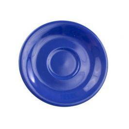 VETRO-PLUS BANQUET Podšálek keramický 15,5 cm, modrý