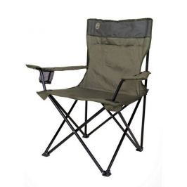 Coleman Kempingové skládací křeslo  Standard Quad Chair, Zelená, 3,30 kg