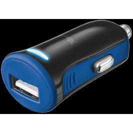 TRUST nabíječka  5W Car Charger - blue