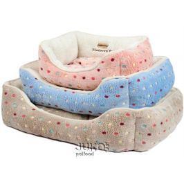 Pelíšek s puntíky Extra soft Bed L 90cm-89024YF-L