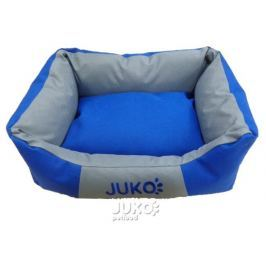 Pelíšek odolný JUKO L:77x61x19cm-Modrá-13808