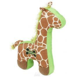 Odolná hračka-Žirafa 27x26cm-14097