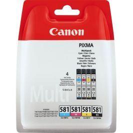 Canon cartridge INK CLI-581 C/M/Y/BK MULTI BL