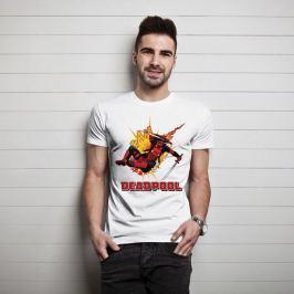 Deadpool - Slam, pánské tričko L