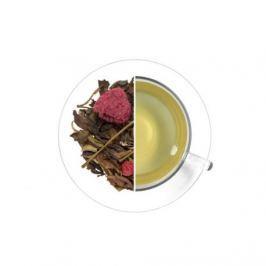 Oxalis Bílý aromatizovaný čaj  Šťavnatá malina, 1 kg