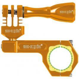 ROLLEI Bullbar 23 - profesionální držák na řídítka pro GoPro a / Oranžový