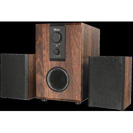TRUST zvuk. systém  Silva 2.1 Speaker Set for pc and laptop