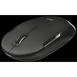 TRUST myš  Mute Silent Click Wireless Mouse (tichá myš)