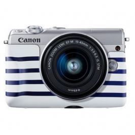 Canon EH31-FJ modrý pruh, ochranný kryt pro EOS M100